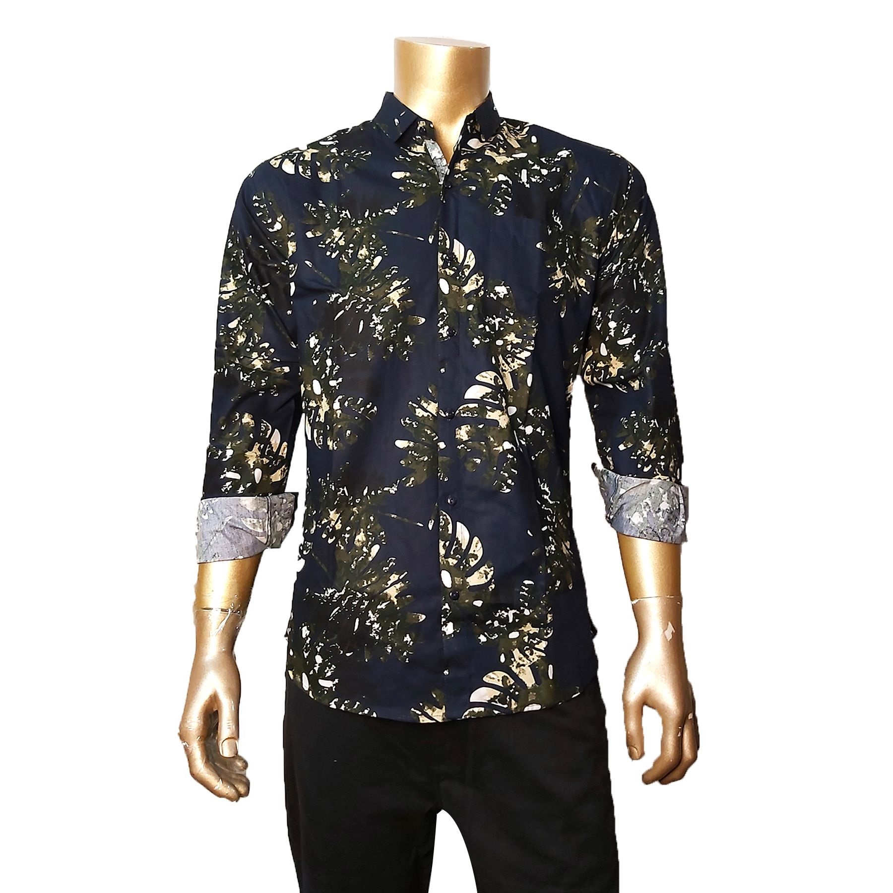 Men's Trendy Cotton Casual Style Shirt